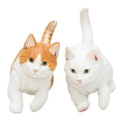 Cat Action Figure Toy