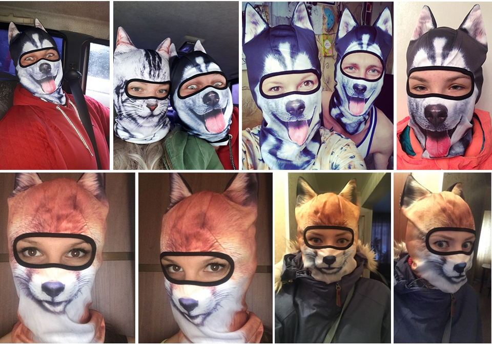 Full Face Mask Buyers Photos 2