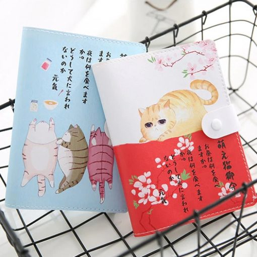 Kawaii Japanese Style Cat Planner