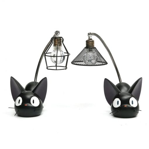 Miyazaki Kiki's Delivery Service Cat LED Night Light